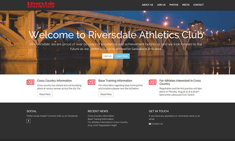 Riversdale Athletics Club