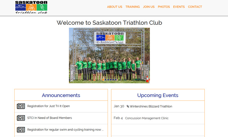 Saskatoon Triathlon Club